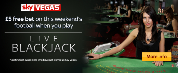 Vegas Live Blackjack