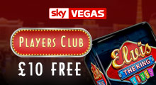 Sky Vegas Players Club