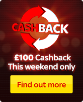 Cashback Weekend
