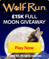 Full Moon Giveaway