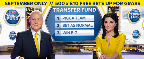 Sky Bet Transfer Fund