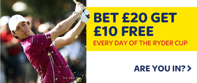 £10 Free Bet Every Day