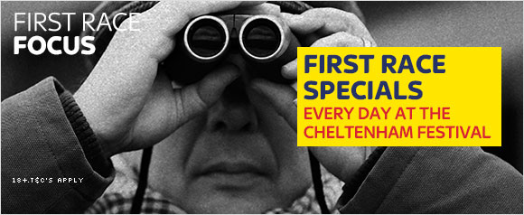 Cheltenham Specials - 1st race