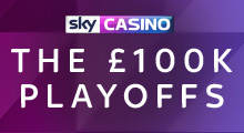 £100k Playoffs
