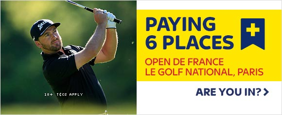 Open de France - 6 Places