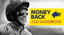 Goodwood Money Back