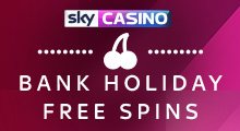 Bank Holiday Free Spins