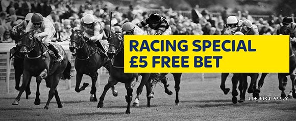 Midweek Racing Offer