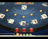 Five Hand Blackjack