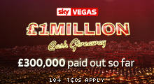 £1MILLION Giveaway
