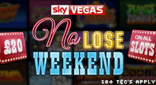 No Lose Weekend