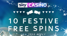 Festive Free Spins