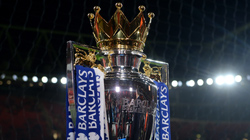 Picture: Chelsea Lift the 14/15 Premier League Trophy