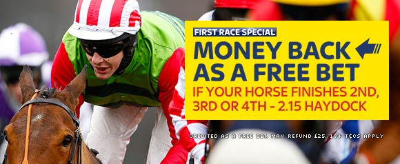 Channel 4 First Race Special