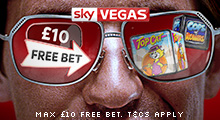 Stake £50 for £10 Free Bet