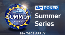 Sky Poker Summer Series