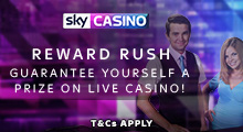 Sky Casino Reward Rush