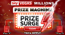 Prize Surge Today