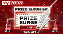 Sky Vegas Price Surge Today