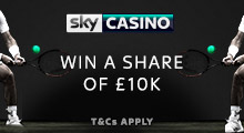 Sky Casino Open Sweepstakes