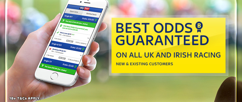 Best Odds - Demo