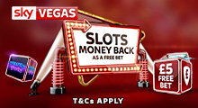 Sky Vegas Slots Money Back