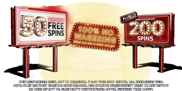 WELCOME TO SKY VEGAS | Sky Vegas Online Casino | 50