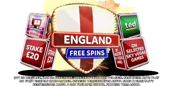 Sky vegas free play slots