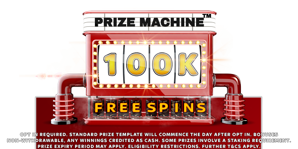 100,000 Free Spins up for grabs every day! | Sky Vegas Online Casino