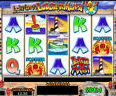larry the lobster free online slot