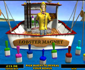 play lobstermania slots online