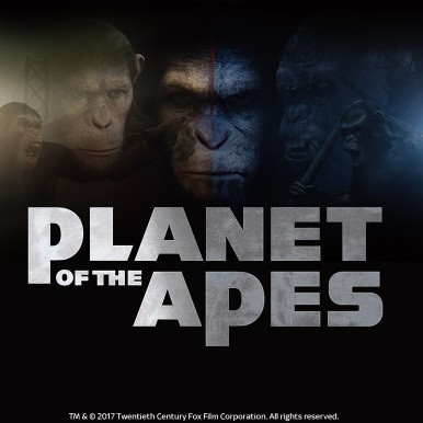 Planet of the Apes | Sky Vegas Online Casino | 50 Seriously Free Spins
