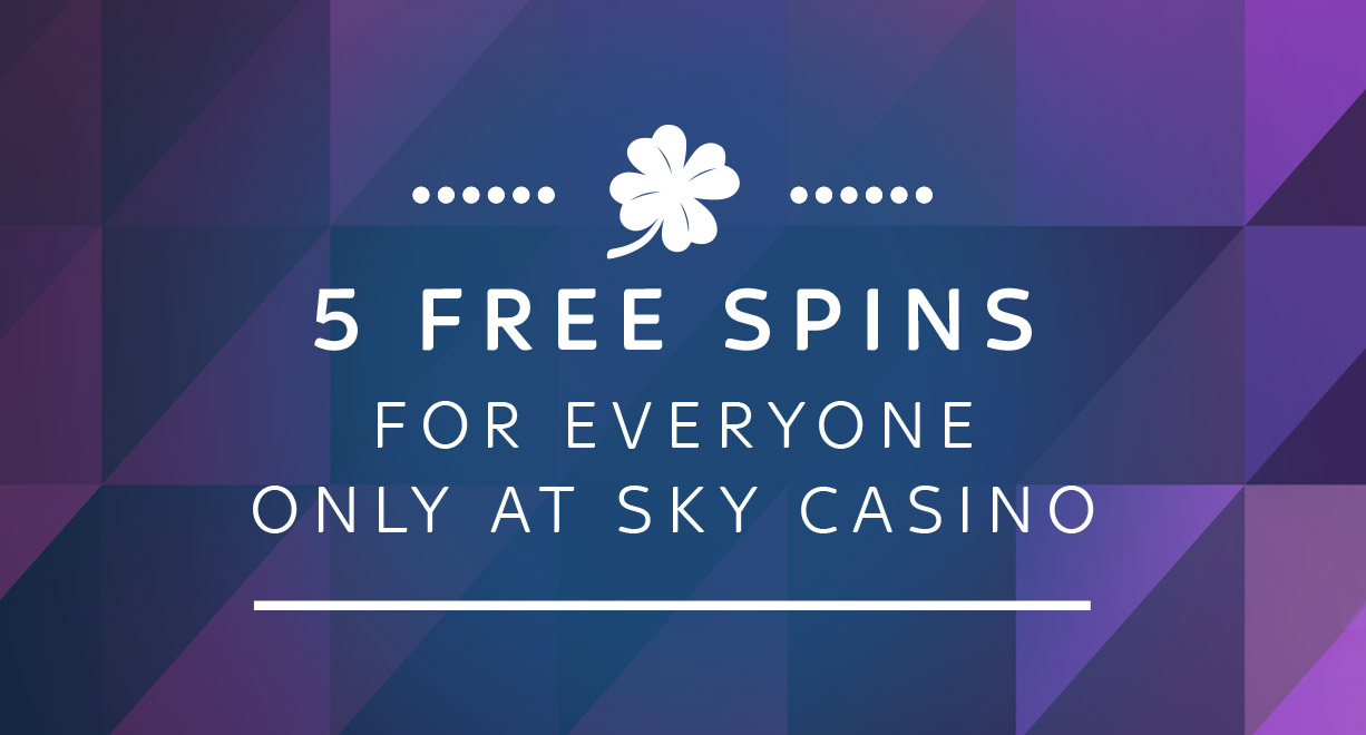 5 Free Spins Age of the Gods Feb