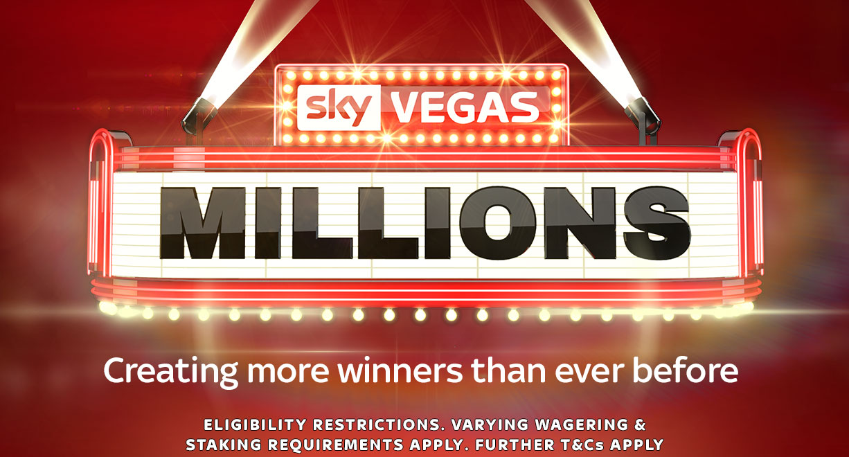 Sky Vegas Millions X Sell