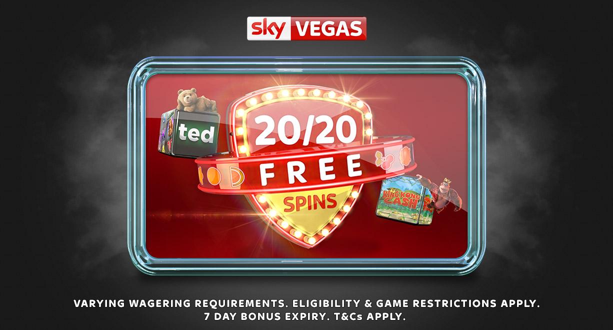 2020 Free Spins Info