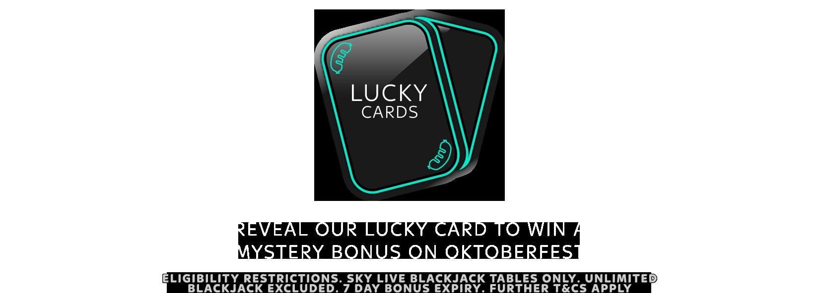 C.L.Oktoberfest.Luckycards