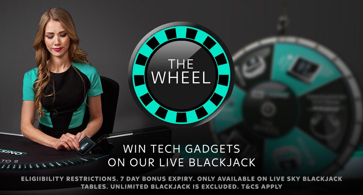 C.O The Wheel – tech