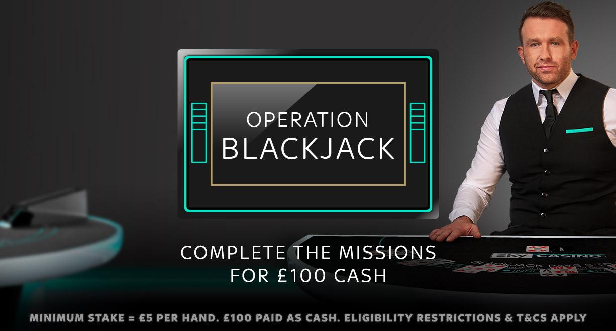 C.O.OperationBlackjack