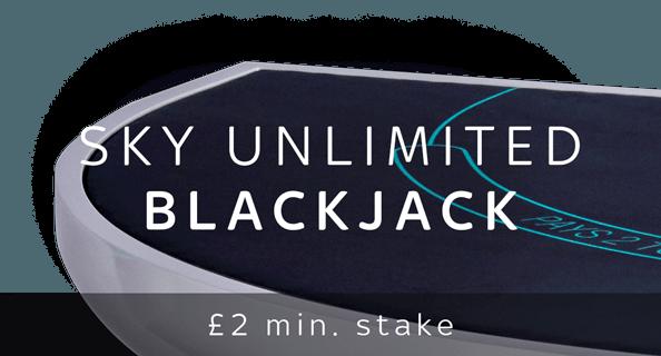 Sky Unlimited Live Blackjack