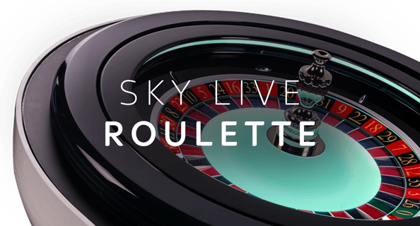 Sky Live Roulette