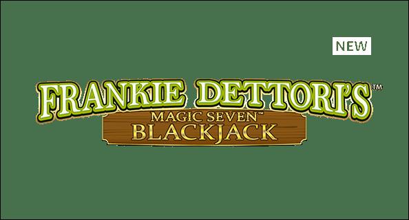 Frankie Dettori Magic 7 Blackjack