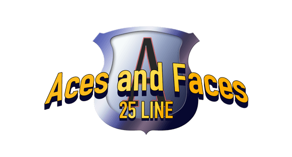 25 Line Aces & Faces