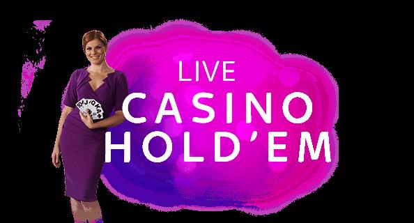 Live Casino Hold 'Em